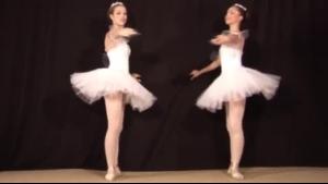 Transexual ballerina Noe Penelope